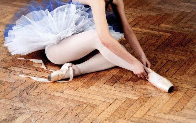 バレエの種類によって異なる衣装