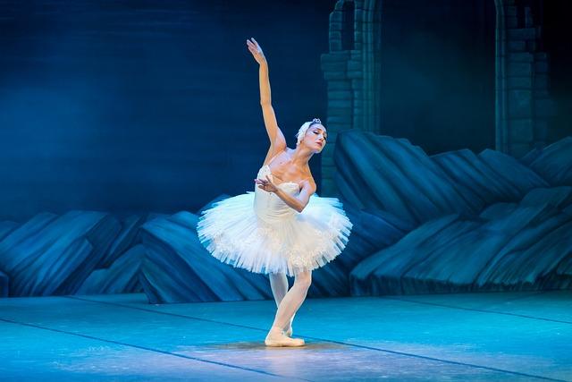 初心者でも知っておきたい有名なバレエ作品