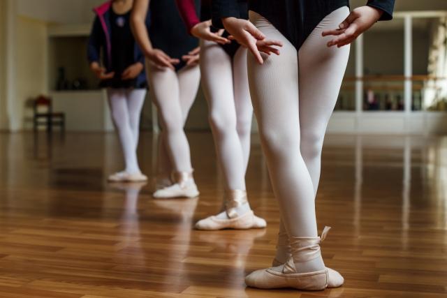 小手指にあるバレエ教室【フジサトバレエスタジオ】は子供も大人も楽しくレッスンが受けられます