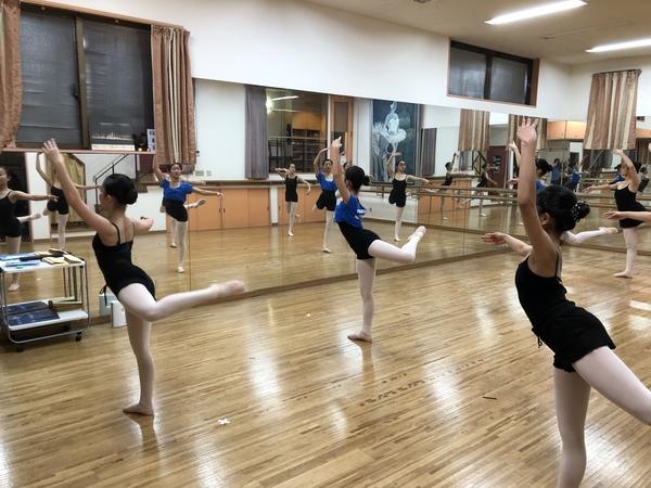 練馬区のバレエ教室