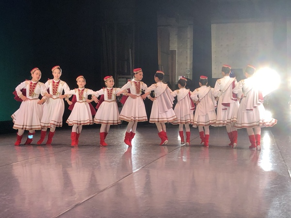 練馬区のバレエ教室  文化祭
