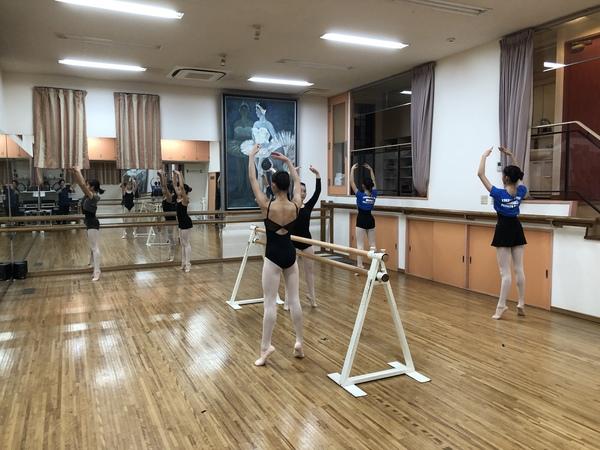 所沢のバレエ教室  ダイエット