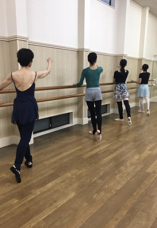 所沢のバレエ教室 初心者