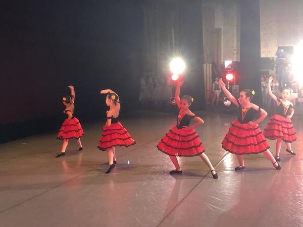 所沢のバレエ教室  春の文化祭