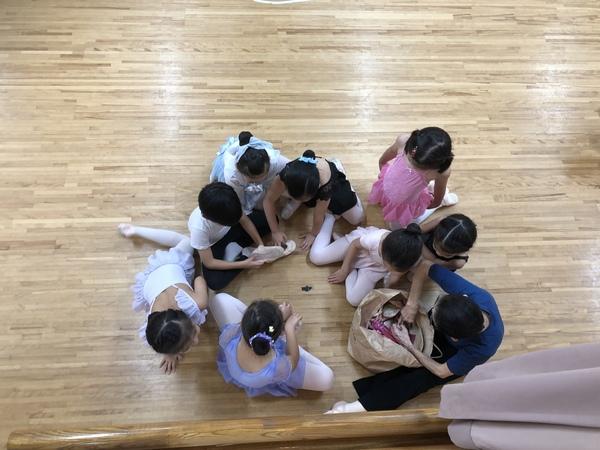 所沢のバレエ教室